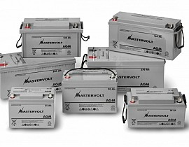 AGM baterije