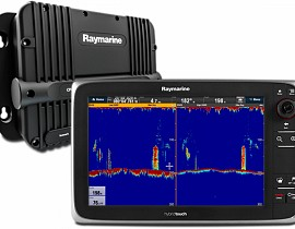 CP470 CHIRP sonar