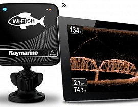 WI-FISH Wi-Fi CHIRP
